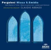 Claudio Abbado, Coro della Radiotelevisione Svizzera, Orchestra Mozart, Rachel Harnisch, Sara Mingardo, Teresa Romano, Verónica Cangemi: Pergolesi: Missa S. Emidio - CD