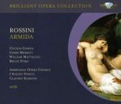 Cecilia Gasdia, Ambrosian Opera Chorus, I Solisti Veneti, Claudio Scimone: Rossini: Armida - CD