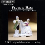 Robert Aitken, Erica Goodman: Flute and Harp (I) - CD