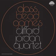 Clifford Jordan: Glass Bead Games - Plak