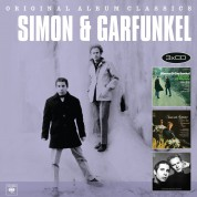 Paul Simon, Art Garfunkel: Original Album Classics (3CD) - CD