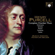 Musica Amphion, Pieter-Jan Belder: Purcell: Complete Chamber Music - CD