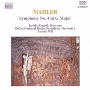 Antoni Wit: Mahler, G.: Symphony No. 4 - CD