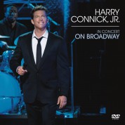 Harry Connick, Jr.: In Concert On Broadway CD + DVD - CD