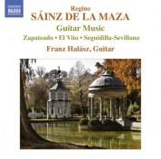 Franz Halasz: Sáinz de la Maza: Guitar Music - CD