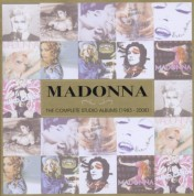 Madonna: The Complete Studio Albums (1983-2008) - CD
