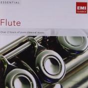 Çeşitli Sanatçılar: Essential Flute - CD