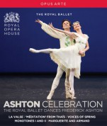 Ashton Celebration - BluRay