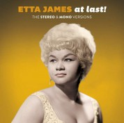 Etta James: At Last! - The Original Stereo & Mono Versions (Deluxe Gatefold Packaging 2LP Set). - Plak