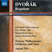 Chór Filharmonii Narodowej w Warszawie, Orkiestra Filharmonii Narodowej w Warszawie, Antoni Wit: Dvořák: Requiem, Op. 89 - CD