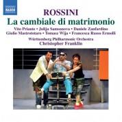 Çeşitli Sanatçılar: Rossini: La cambiale di matrimonio - CD