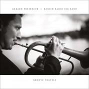 Gerard Presencer, Danish Radio Bigband: Groove Travels - CD