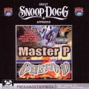 Master P: Ghetto D - Plak