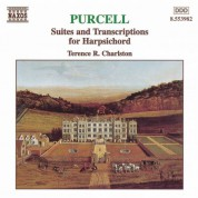 Purcell: Suites and Transcriptions for Harpsichord - CD