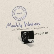 Muddy Waters: Authorized Bootleg : Live- Fillmore San Francisco 1966 - CD