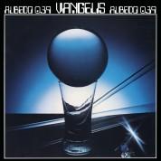 Vangelis: Albedo 0.39  (Translucent Blue Vinyl) - Plak
