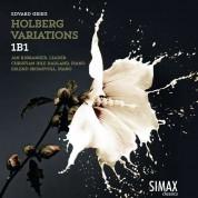 Christian Ihle Hadland, Erlend Skomsvoll, 1B1, Jan Björanger: Edvard Grieg: Holberg Variations Op. 40 - Plak