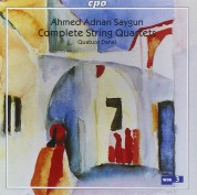 Quartet Danel: Ahmed Adnan Saygun - Complete String Quartets - CD