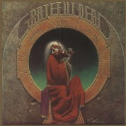 The Grateful Dead: Blues For Allah - Plak