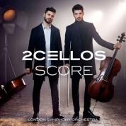 2cellos: Score - Plak