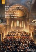 Emmanuel Pahud, Berliner Philharmoniker, Mariss Jansons: Europakonzert from Istanbul 2001 (Haydn, Mozart, Berlioz) - DVD