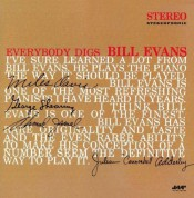 Bill Evans: Everybody Digs Bill Evans - Plak
