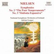 Ireland National Symphony Orchestra: Nielsen, C.: Symphonies Nos. 2 and 3 - CD