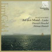 Dietrich Henschel, Helmut Deutsch: Schubert: An den Mond - Lieder - CD