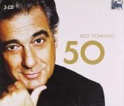 Placido Domingo - 50 Best - CD