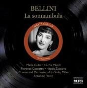 Maria Callas: Bellini, V.: Sonnambula (La) (Callas, Monti, La Scala, Votto) (1957) - CD