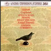 London Symphony Orchestra, Antal Doráti: Copland: Appalachian Spring, Billy the Kid - Plak