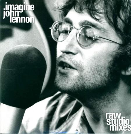 John Lennon: İmagine (The Raw Studio Mixes) - Plak