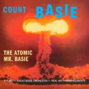 Count Basie: The Atomic Mr. Basie - Plak