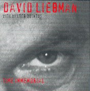 David Liebman: Time Immemorial - CD