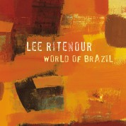 Lee Ritenour: World Of Brazil - CD