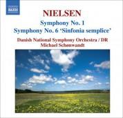 Michael Schonwandt: Nielsen, C.: Symphonies, Vol. 1 - Nos. 1 and 6,