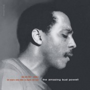 Bud Powell: The Amazing Bud Powell Vol. 1 - Plak