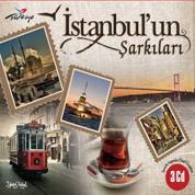 Çeşitli Sanatçılar: İstanbul'un Şarkıları - CD
