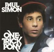 Paul Simon: One-Trick Pony (Blue Vinyl) - Plak