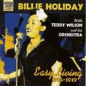 Holiday, Billie: Easy Living (1935-1939) - CD