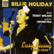 Holiday, Billie: Easy Living (1935-1939) - CD