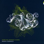 Musica Sequenza, Burak Özdemir: Sampling Baroque Handel - CD