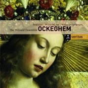 The Hilliard Ensemble: Ockeghem: Requiem; Missa 'Mi-Mi'; Missa Prolationum - CD