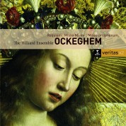The Hilliard Ensemble: Ockeghem: Requiem; Missa 'Mi-Mi'; Missa Prolationum - CD