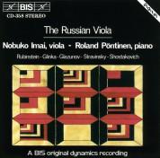 Nobuko Imai, Roland Pöntinen: The Russian Viola - CD