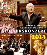 Daniel Barenboim, Wiener Philharmoniker: New Year's Concert 2014 - BluRay