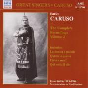 Enrico Caruso: Caruso, Enrico: Complete Recordings, Vol.  2 (1903-1906) - CD