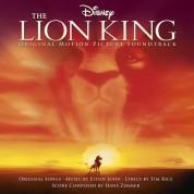 Çeşitli Sanatçılar: The Lion King (Soundtrack) - Plak