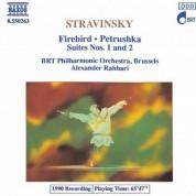 Stravinsky: Firebird (The) / Petrushka / Suites Nos. 1 and 2 - CD