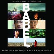 Gustavo Santaolalla: Babel - CD